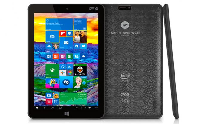 Tablet SPC SMARTEE WINDOWS 8.9