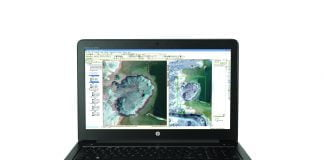 HP ZBook 15 G3 Mobile Workstation, Center View