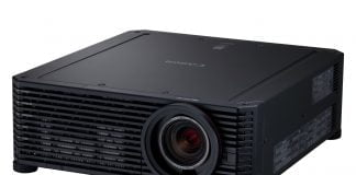 Canon proyector 4K