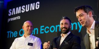 Samsung Open Economy – Panel Event cambios radicales