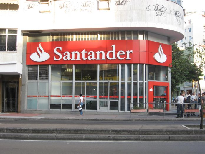 Banco Santander workday