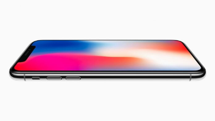 iphone x_front_side_flat