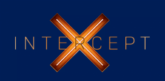 intercept x logo