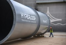Hyperloop TT Tube 2