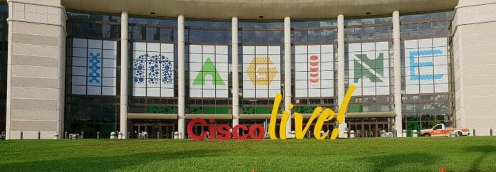 canal de cisco intent based cisco live