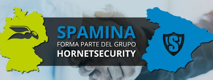 hornet security spamina