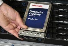 Almacenamiento empresarial Discos duros 16 TB Toshiba MG08, Discos duros empresariales,