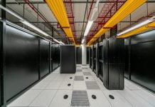 Equinix data center interconexion