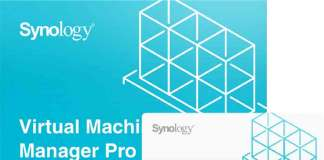 Synology Virtual Machine Manager