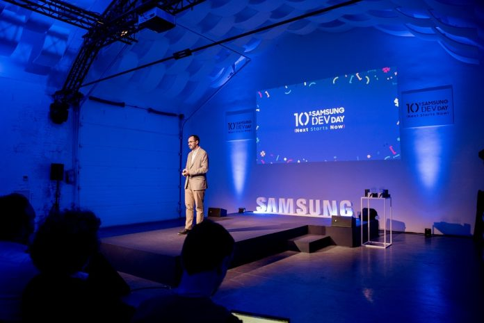 samsung dev spain