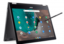 Acer Chromebook chrome