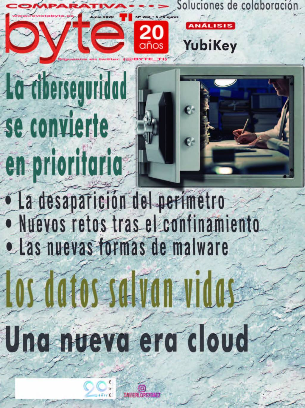 Revista Byte TI Junio 2020, 283 ok