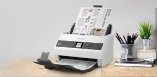 Epson WorkForce DS-730N