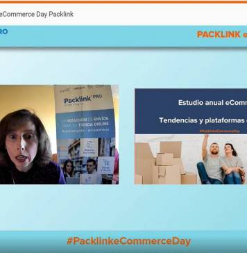 Packlink eCommerce Day retail
